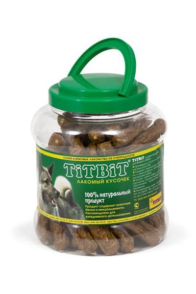 Лакомство для собак Шпикачка Титбит (Titbit)