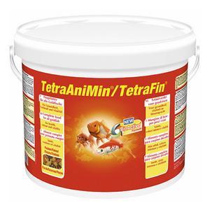 Хлопья основной корм для золотых рыб TETRA AniMin Goldfish 1000мл