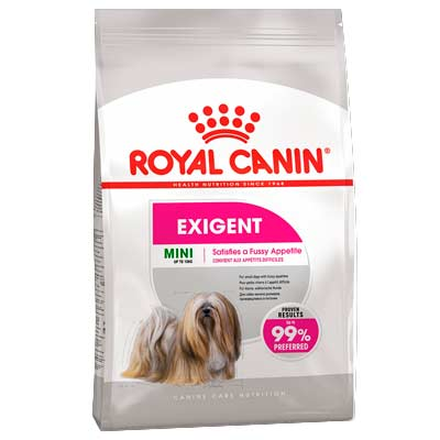Сухой корм для собак мелких пород Роял Канин (Royal Canin) Mini Exigent