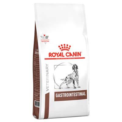 Ветеринарный сухой корм для собак Роял Канин (Royal Canin) Gastro Intestinal при нарушении пищеварения