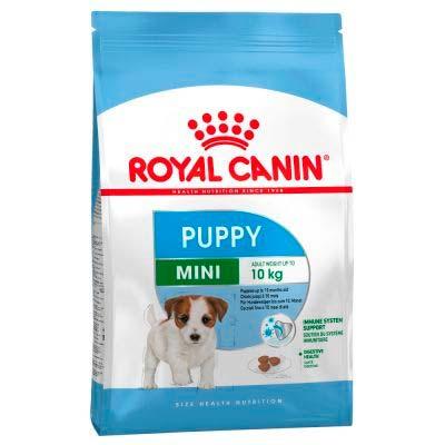 Сухой корм для щенков малых пород Royal Canin, Puppy Mini