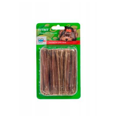 Лакомство для собак Титбит (Titbit) Палочки из бараньих кишков