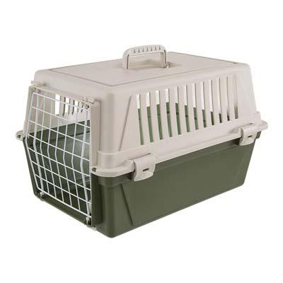 Переноска для кошек и мелких собак ATLAS EL Ferplast бюджет