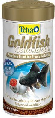 Хлопья для золотых рыб TETRA GOLD Japan 250мл
