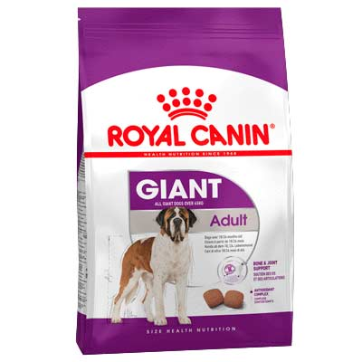 Сухой корм для собак крупных пород Royal Canin, Giant