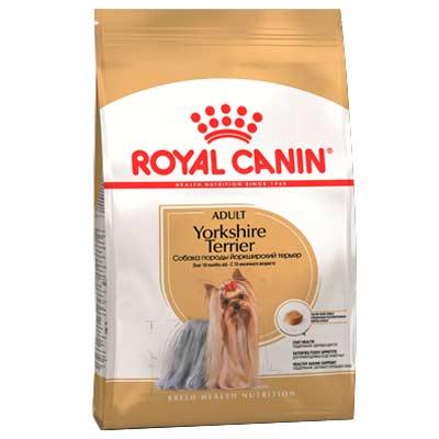 Сухой корм для собак Royal Canin, Йоркшир Терьер