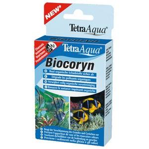 Кондиционер для воды TETRA Aqua Biocoryn 12 капсул