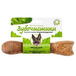 Лакомство для собак Зубочистики для крупных пород Деревенские лакомства Водоросли
