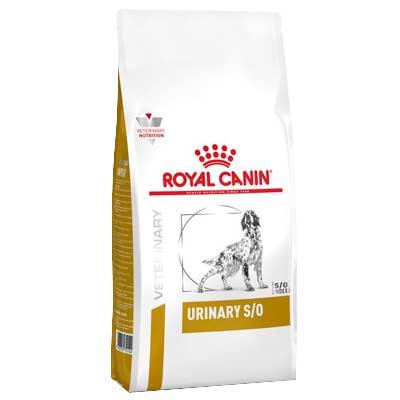 Ветеринарный сухой корм для собак Royal Canin, Urinary S/O LP 18