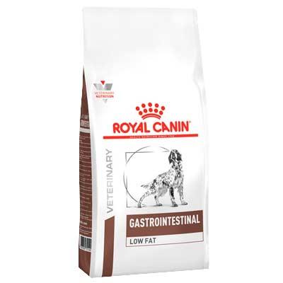 Ветеринарный сухой корм для собак Роял Канин (Royal Canin) Gastro Intestinal Low Fat LF 22 диета с ограниченным содержанием жиров