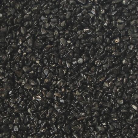 Грунт черный окатанный XF20106A 2-4, 2кг