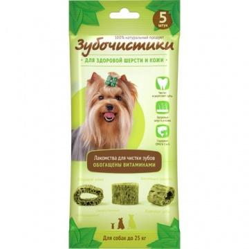 Лакомство для собак Зубочистики для мелких и средних пород Деревенские лакомства Авокадо