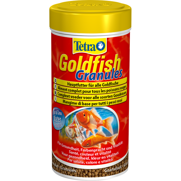 Корм для золотых рыбок TETRA Goldfish Granules гранулы