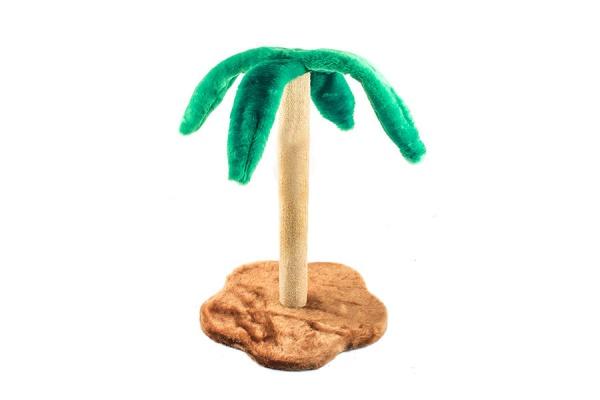 Когтеточка ЧИП Пальма (столбик джут)