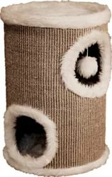 Домик-башня для кошки Edorado TRIXIE коричневый/бежевый