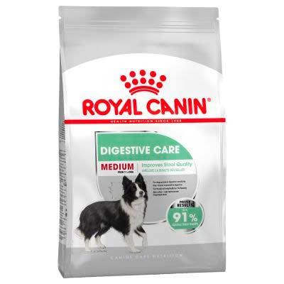 Сухой корм для собак средних пород Royal Canin, Digestive