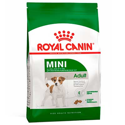 Сухой корм для собак мелких пород Роял Канин (Royal Canin) Mini Adult