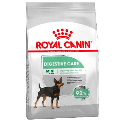 Сухой корм для собак мелких пород Royal Canin, Digestive Mini