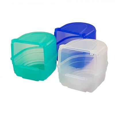 Купалка для птиц Дарэлл внешняя пластиковая