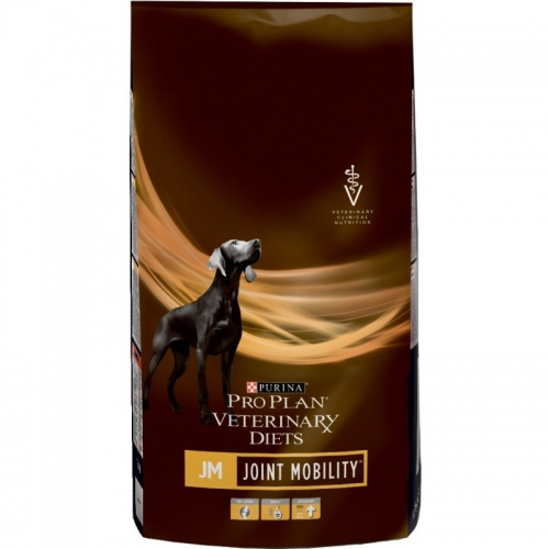 Ветеринарный сухой корм для собак Пурина (Purina) при патологии суставов