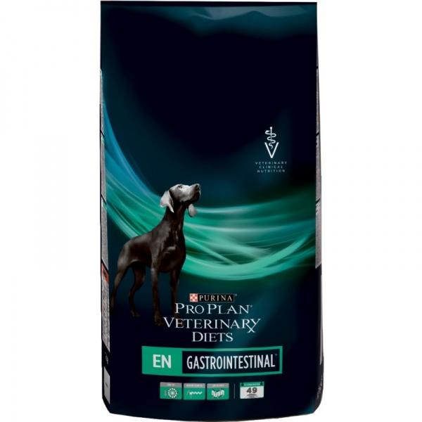 Ветеринарный сухой корм для собак Пурина (Purina) EN при патологии ЖКТ