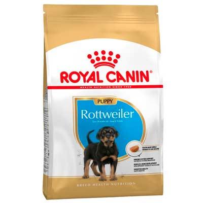Сухой корм для собак Роял Канин (Royal Canin) Ротвейлер Юниор