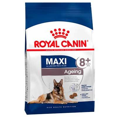 Сухой корм для стареющих собак Royal Canin, Maxi Agening 8+