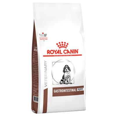 Ветеринарный сухой корм для щенков Роял Канин (Royal Canin) Gastro Intestinal Junior при нарушении пищеварения