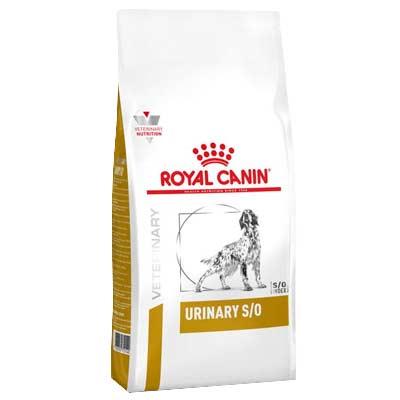 Ветеринарный сухой корм для собак Royal Canin, Urinary S/O LP18