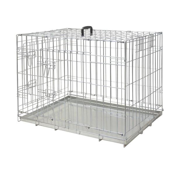 Клетка № 002 д/животных(цинк) 60*44*54 TRI
