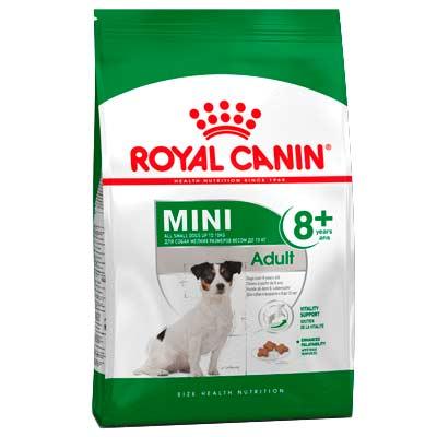 Сухой корм для собак Royal Canin, Mini Adult 8+
