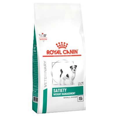 Ветеринарный сухой корм для собак весом до 10 кг Роял Канин (Royal Canin) Satiety Small Dog SSD30 с избыточным весом