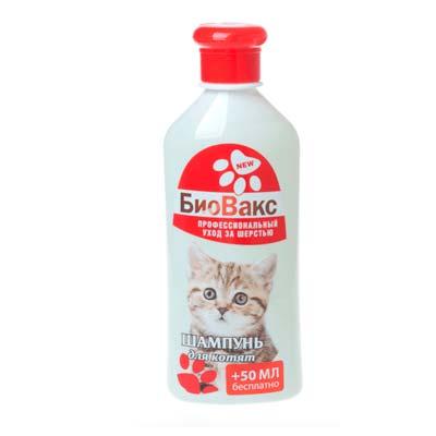 Шампунь для котят БиоВакс 355 мл