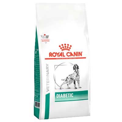 Ветеринарный сухой корм для собак Роял Канин (Royal Canin) Diabetic DS37 при сахарном диабете