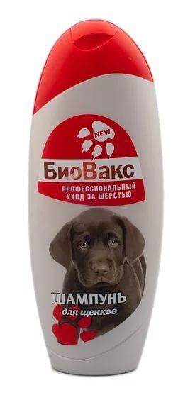 Шампунь для щенков БиоВакс 355 мл