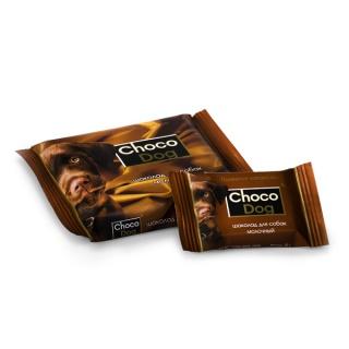 Лакомство для собак Choco Dog (ШОКО ДОГ) молочный шоколад