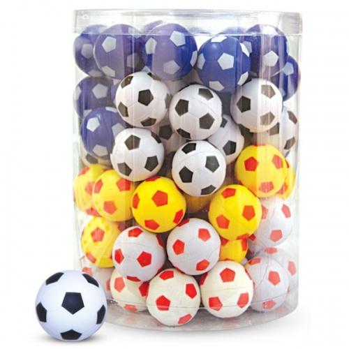 Мяч футбольный triol (триол) 4см, цвет в ассортименте