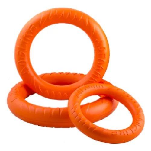 Игрушка для собак Doglike Кольцо 8-мигранное оранжевое
