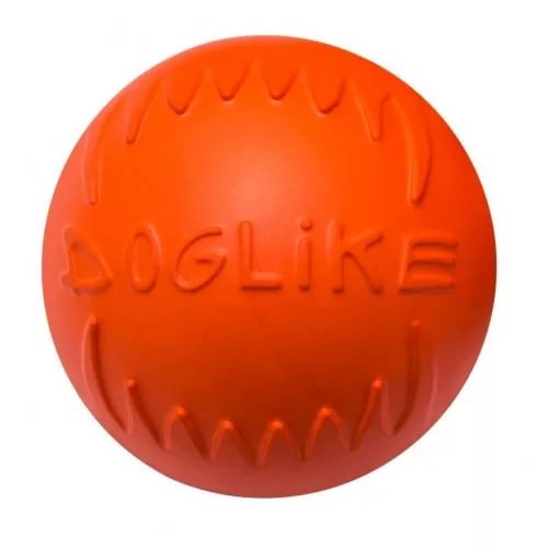 Игрушка для собак Doglike мяч оранжевый