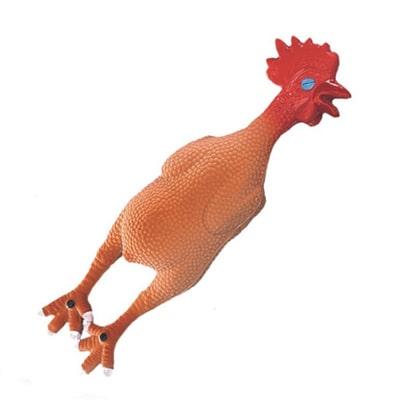 Игрушка для собак Курица NOBBY (Нобби) латекс