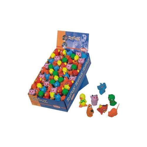 Игрушка для собак Зверьки, цвет и форма в ассортименте