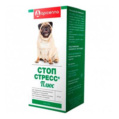 Капли Стоп-Стресс для собак,  50мл