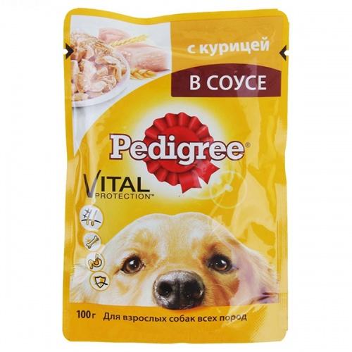 Влажный корм для собак Педигри (Pedigree) Курица