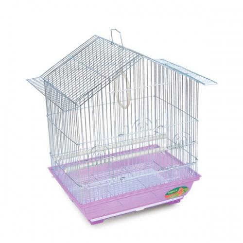 Клетка для птиц №1608 34,5х26х44 см