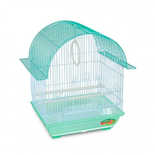 Клетка для птиц №1600 34,5х26х44 см