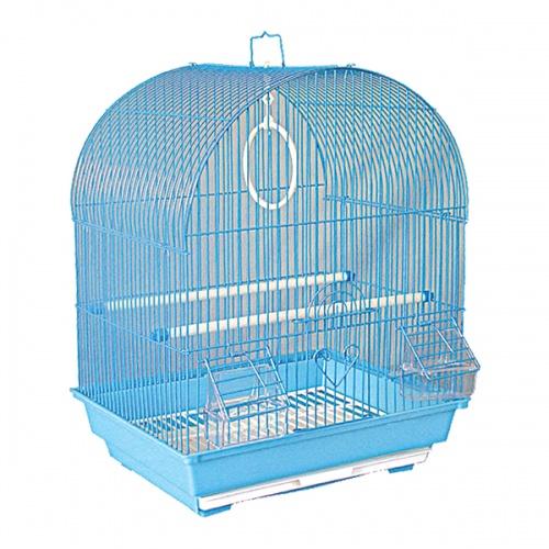 Клетка для птиц №3100А(цвет) 34,5х28х50 см