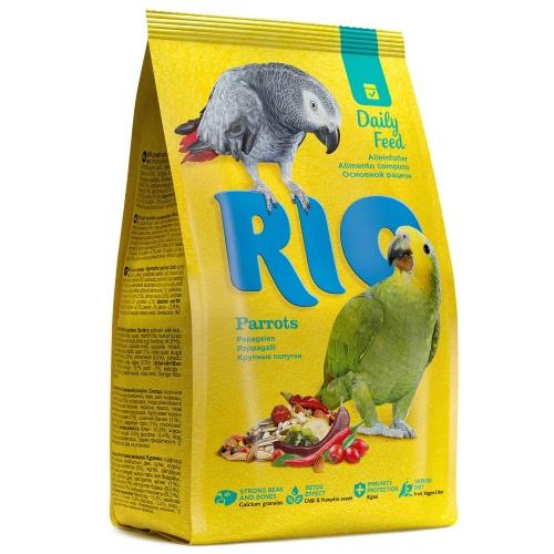 Корм для крупных попугаев Рио