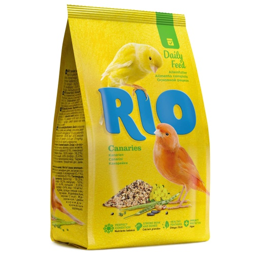 Корм для канареек RIO Рио основной рацион