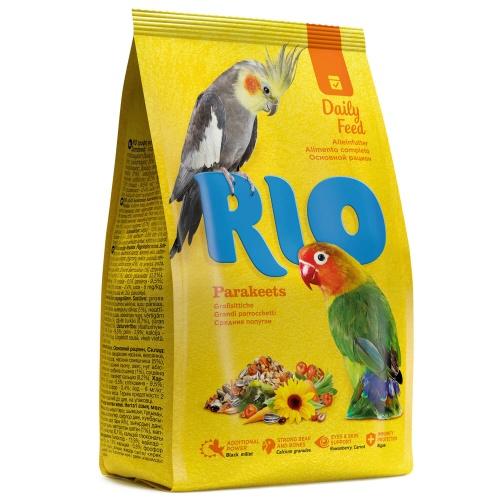 Корм для средних попугаев Рио