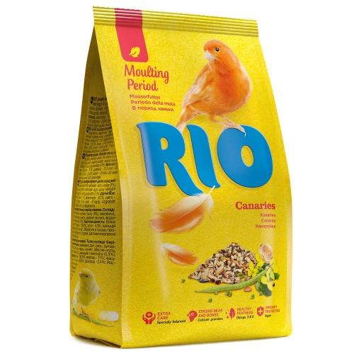 Корм для канареек Рио в период линьки
